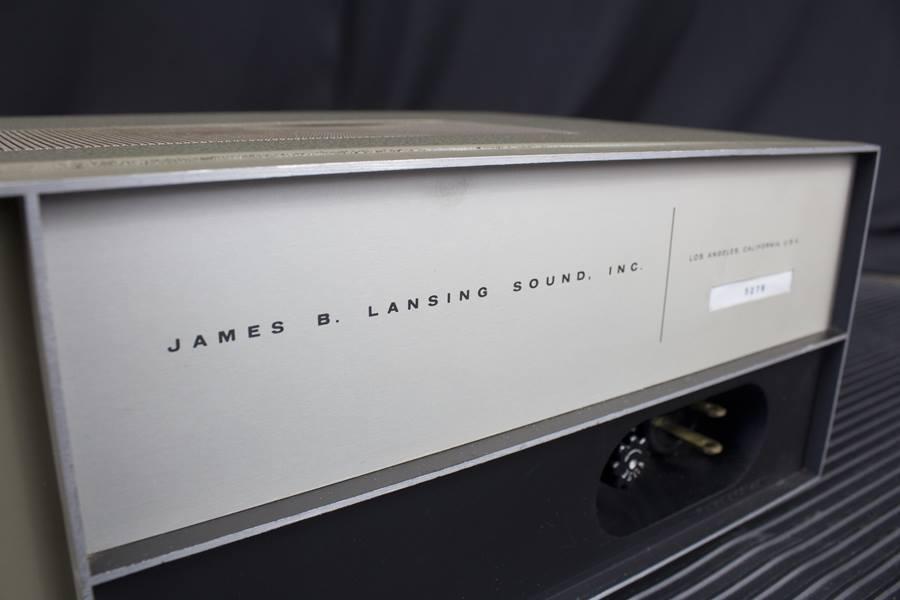 JBL SE400S Solid State Energizer ◇ トランジスタ・パワーアンプ ◇7