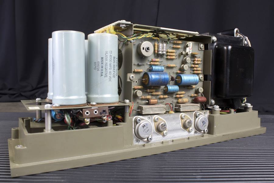JBL SE400S Solid State Energizer ◇ トランジスタ・パワーアンプ ◇9