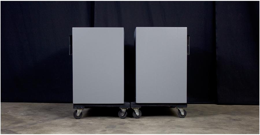 ALTEC  9844 Monitor Speaker System ◇ アルテック (414 + 806A) 16Ω ◇5