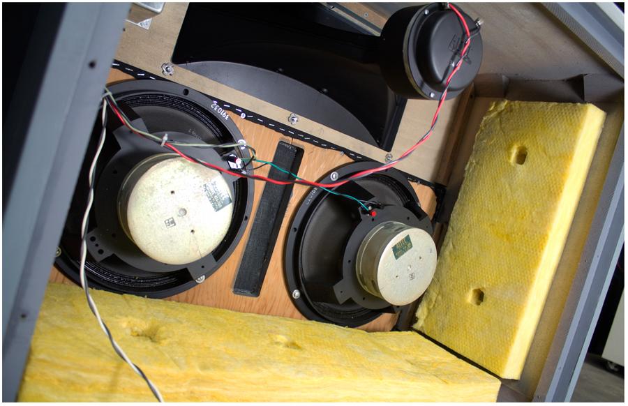ALTEC  9844 Monitor Speaker System ◇ アルテック (414 + 806A) 16Ω ◇10