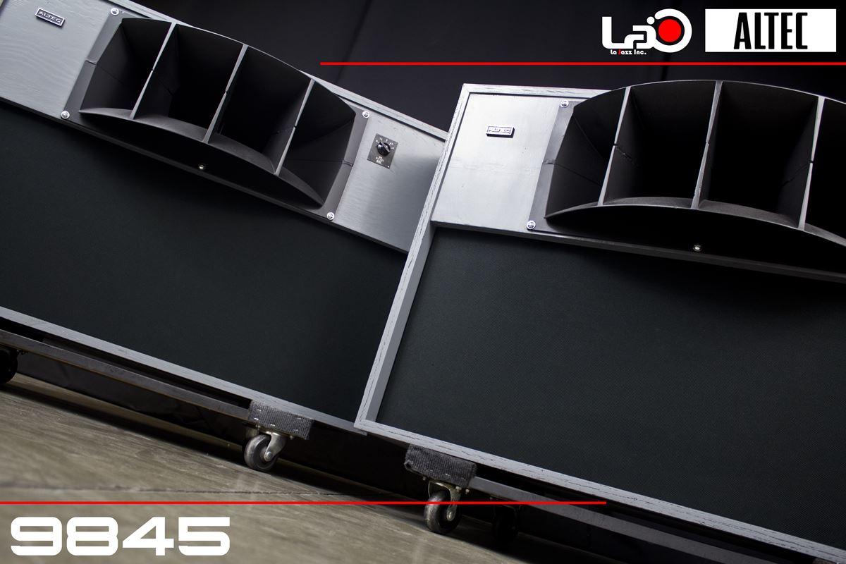 ALTEC 9845 Monitor Speaker System ◇ アルテック (416z / 806A / 500G) 16Ω ◇