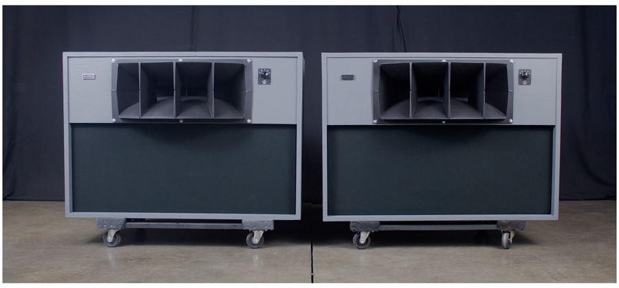 ALTEC 9845 Monitor Speaker System ◇ アルテック (416z / 806A / 500G) 16Ω ◇3