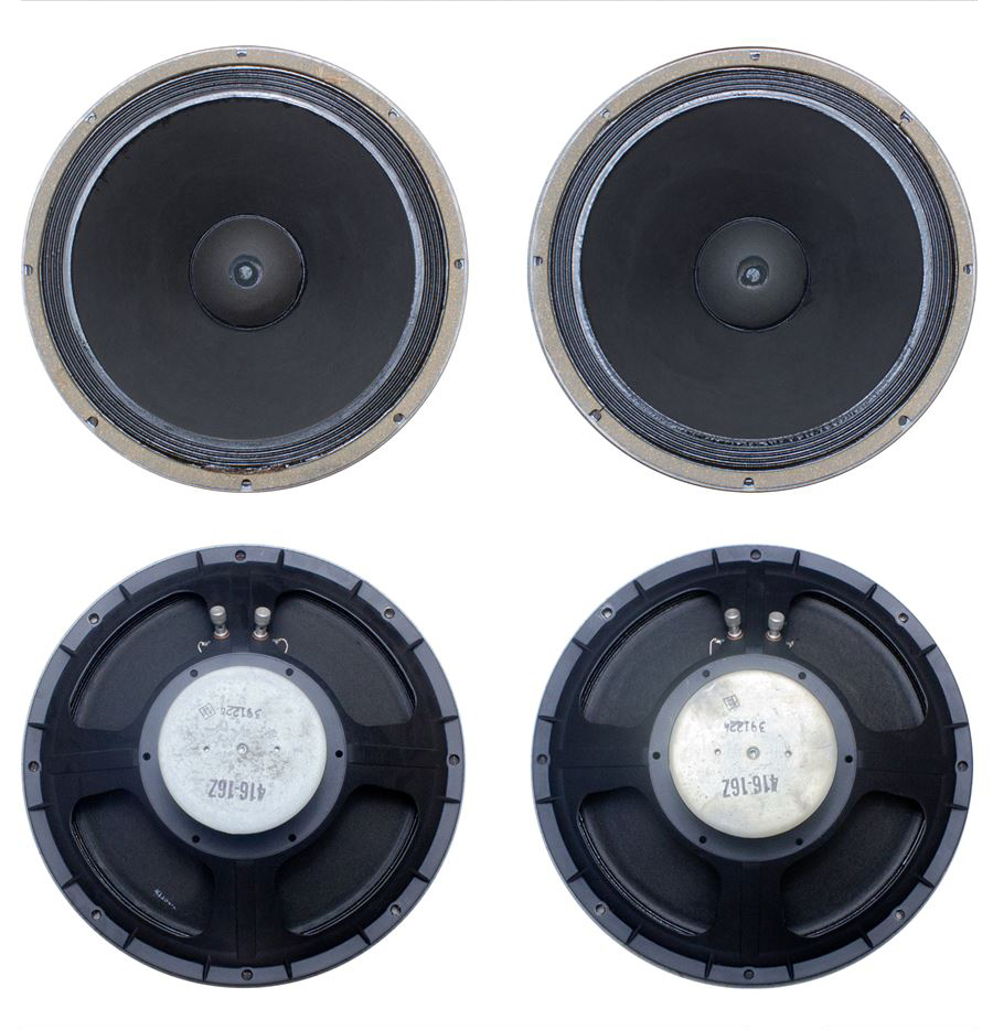ALTEC 9845 Monitor Speaker System ◇ アルテック (416z / 806A / 500G) 16Ω ◇12