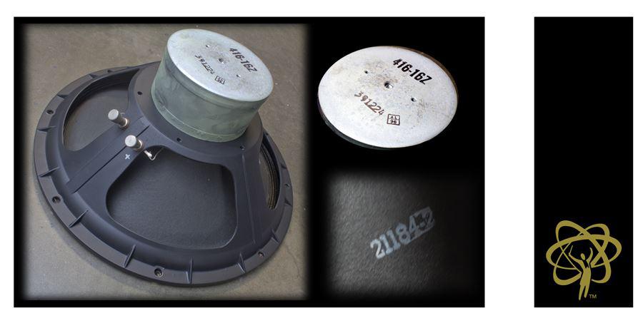 ALTEC 9845 Monitor Speaker System ◇ アルテック (416z / 806A / 500G) 16Ω ◇13