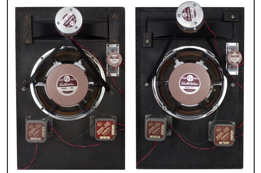 ELECTRO VOICE Aristcrat III ◇ EV アリストクラット 3ウェイ・3スピーカーシステム ◇7