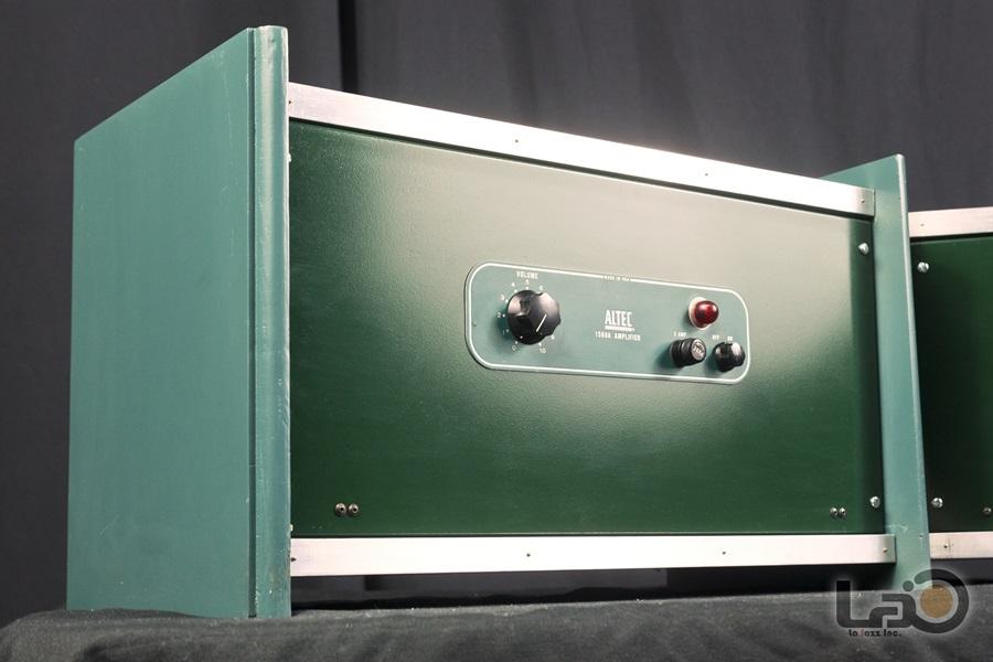 ALTEC 1568A Amplifier ◆ 真空管パワー・アンプ (専用キャビネット付き) ◆3