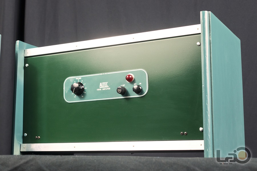 ALTEC 1568A Amplifier ◆ 真空管パワー・アンプ (専用キャビネット付き) ◆4