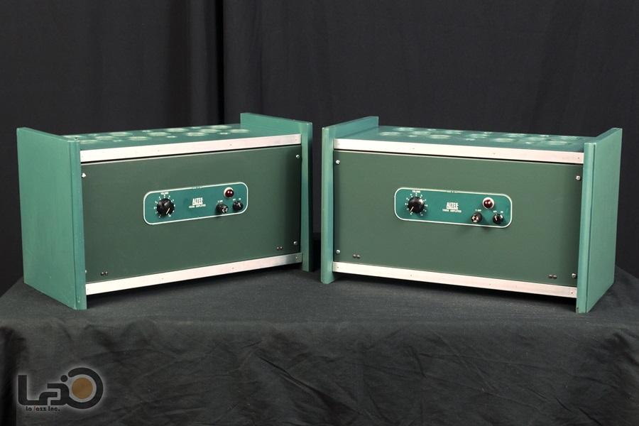 ALTEC 1569A Amplifier ◇真空管 パワーアンプ ペア (専用キャビネット付き)◇2