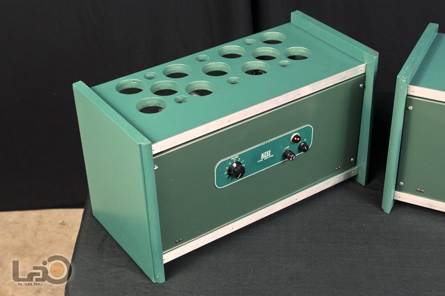 ALTEC 1569A Amplifier ◇真空管 パワーアンプ ペア (専用キャビネット付き)◇3