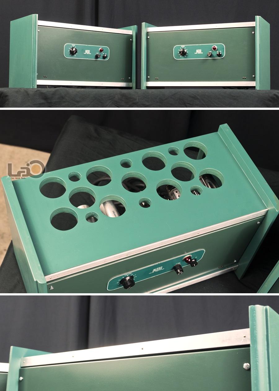 ALTEC 1569A Amplifier ◇真空管 パワーアンプ ペア (専用キャビネット付き)◇5