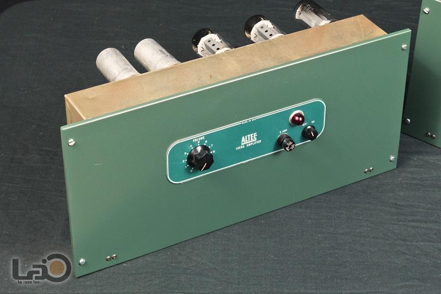 ALTEC 1569A Amplifier ◇真空管 パワーアンプ ペア (専用キャビネット付き)◇7