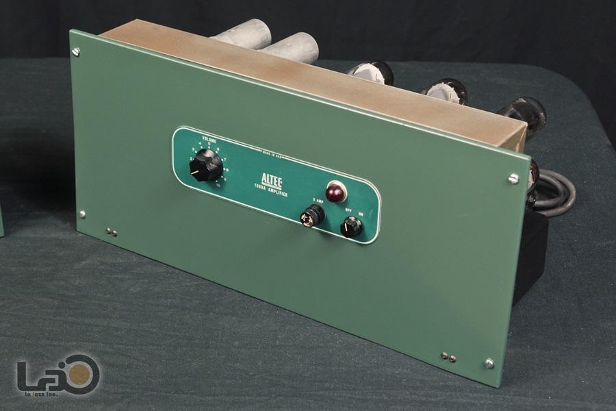 ALTEC 1569A Amplifier ◇真空管 パワーアンプ ペア (専用キャビネット付き)◇8