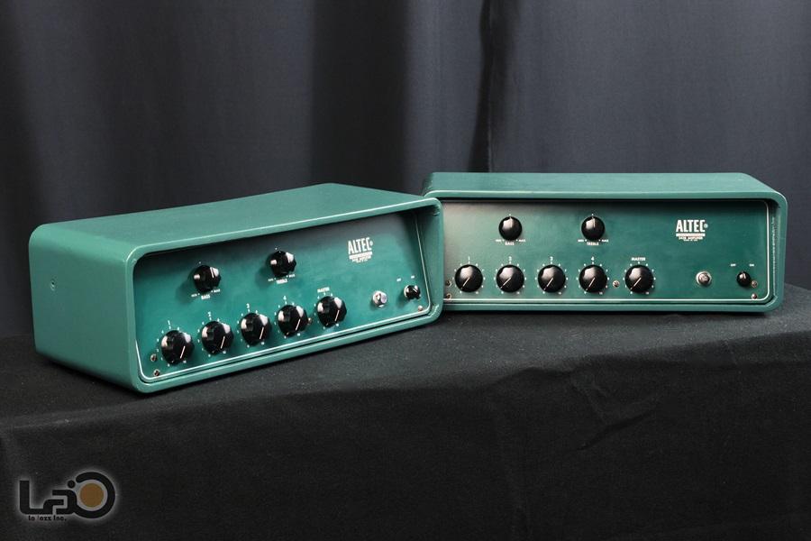 ALTEC 342B Amplifier ◇ 真空管 パワーアンプ + 専用ケース ◇2