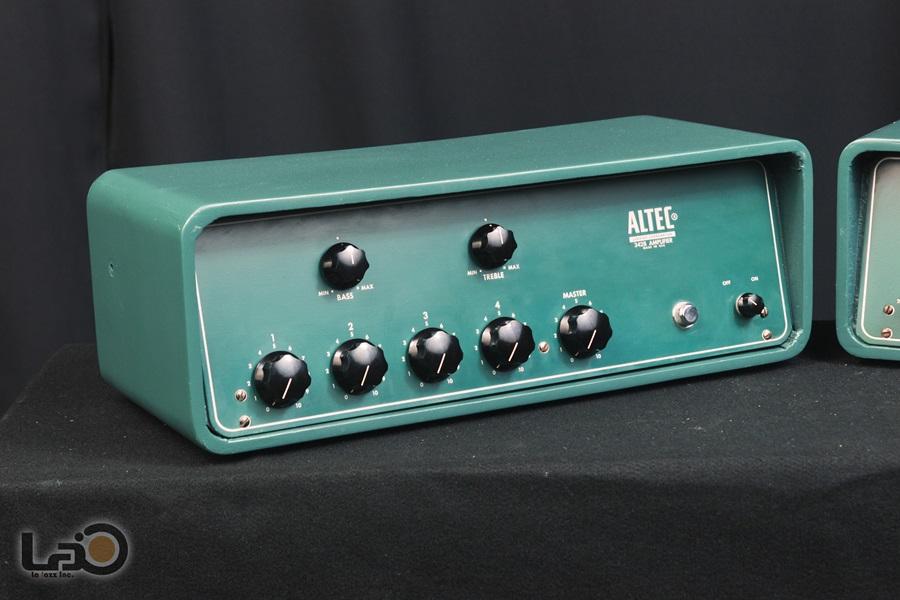 ALTEC 342B Amplifier ◇ 真空管 パワーアンプ + 専用ケース ◇3