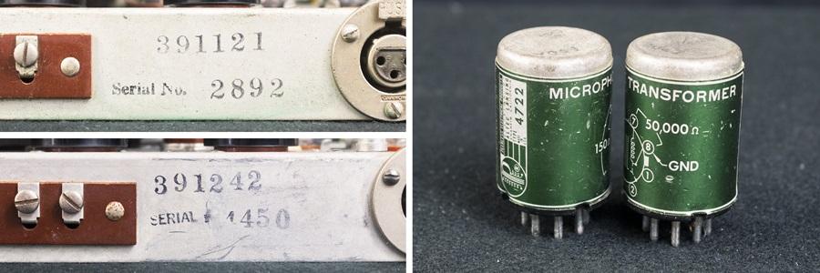 ALTEC 342B Amplifier ◇ 真空管 パワーアンプ + 専用ケース ◇18