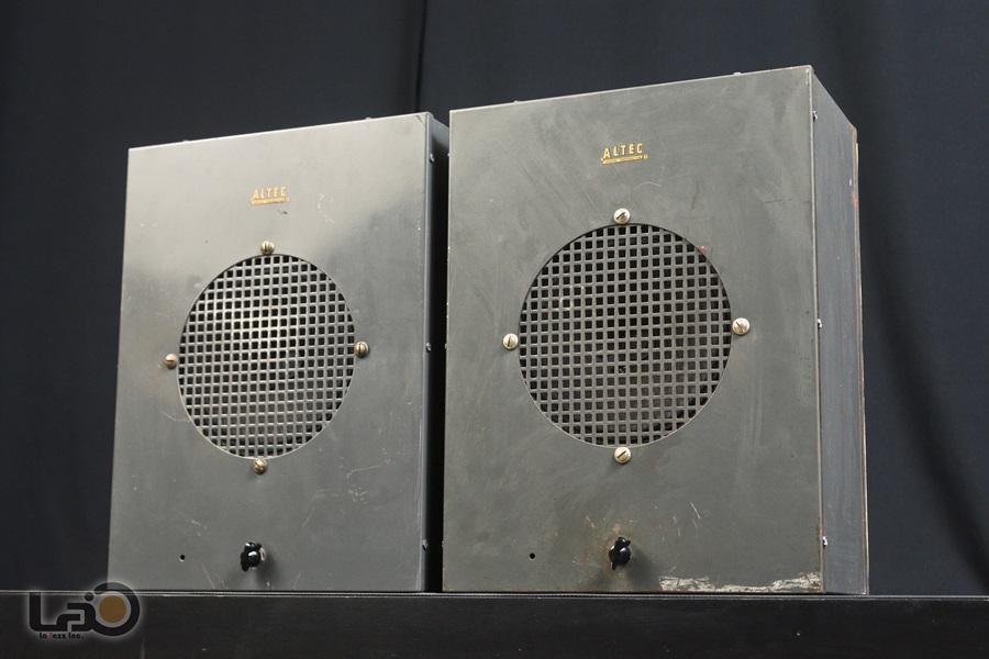 ALTEC 403A フルレンジ・ユニット + アルテックオリジナル工業用・キャビネット6