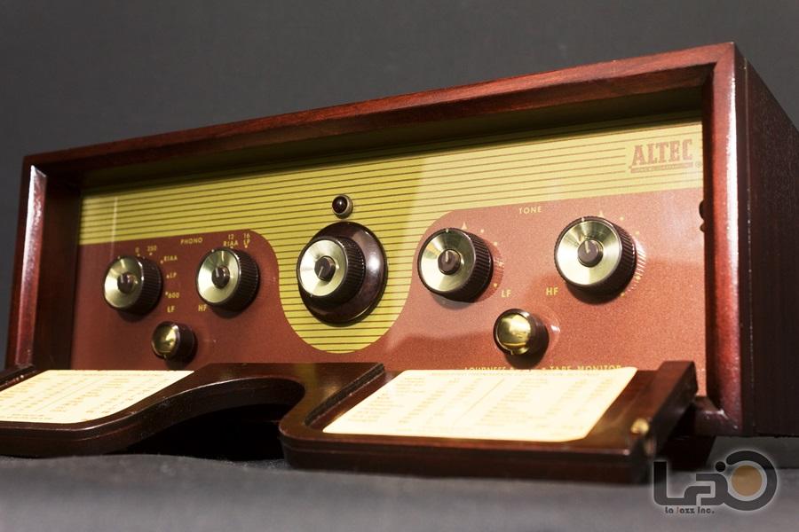 ALTEC Model 440B Amplifier ◇ モノラル真空管プリアンプ ペア ◇4
