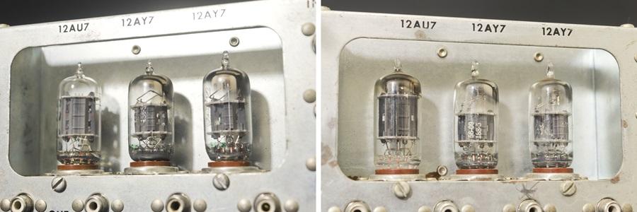 ALTEC Model 440B Amplifier ◇ モノラル真空管プリアンプ ペア ◇10