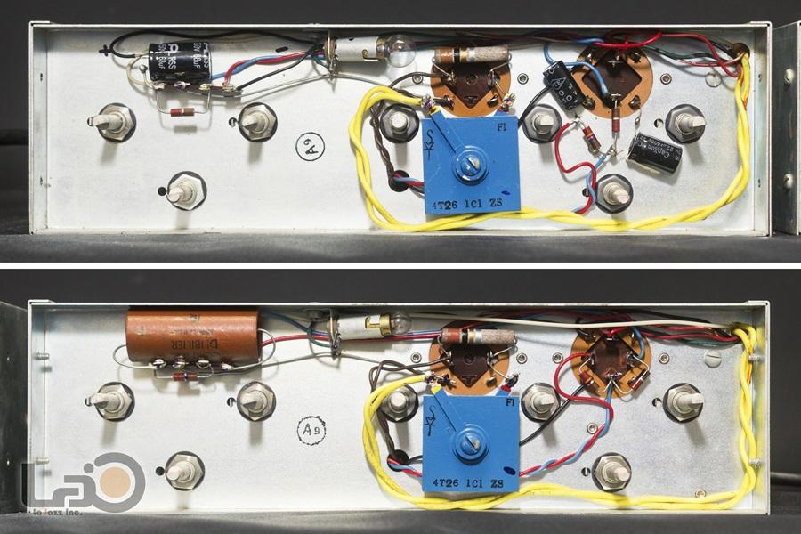 ALTEC Model 440B Amplifier ◇ モノラル真空管プリアンプ ペア ◇11