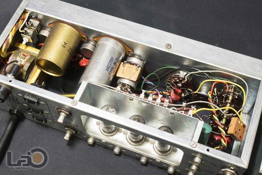 ALTEC Model 440B Amplifier ◇ モノラル真空管プリアンプ ペア ◇12