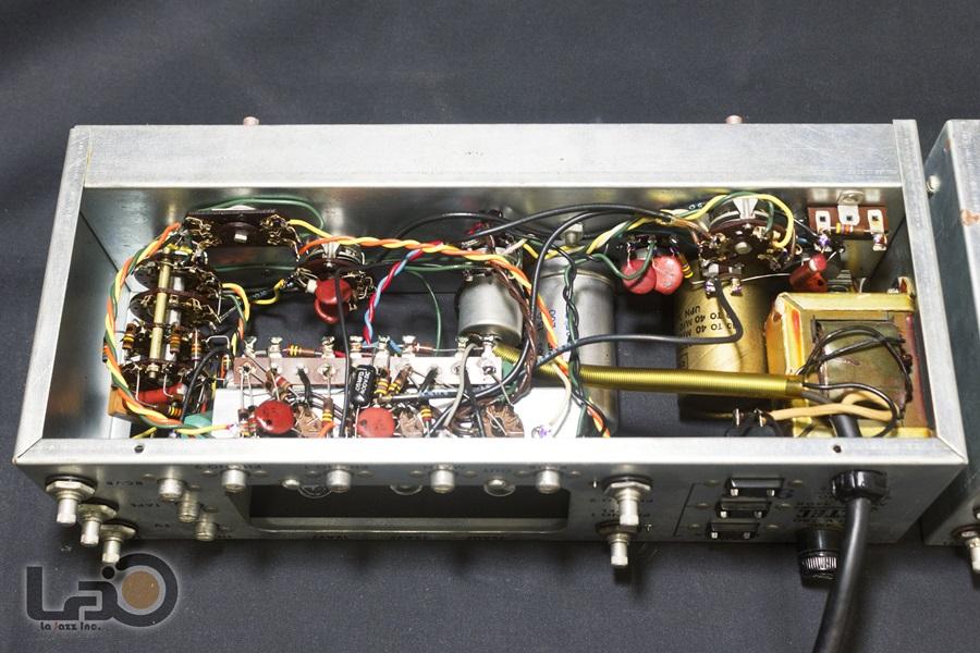 ALTEC Model 440B Amplifier ◇ モノラル真空管プリアンプ ペア ◇14