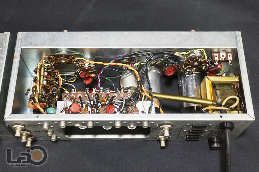 ALTEC Model 440B Amplifier ◇ モノラル真空管プリアンプ ペア ◇15
