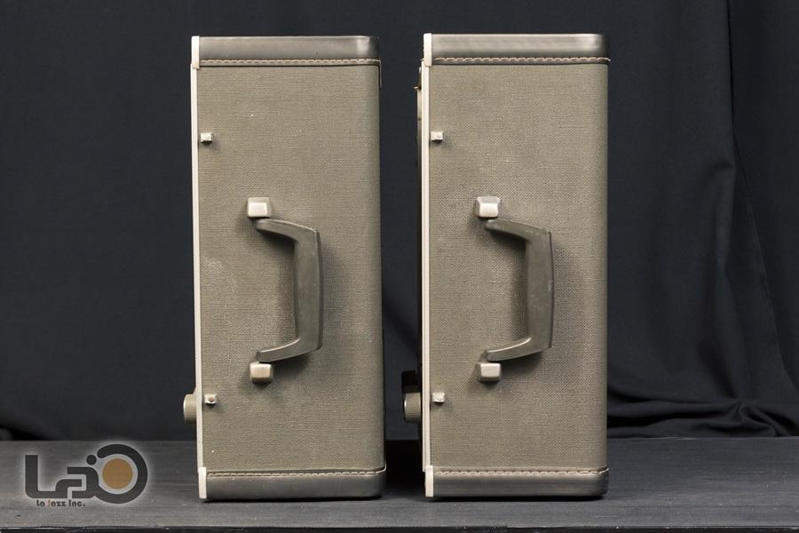 AMPEX MODEL 692 ◇ 真空管アンプ内臓スーツケース スピーカー ◇11