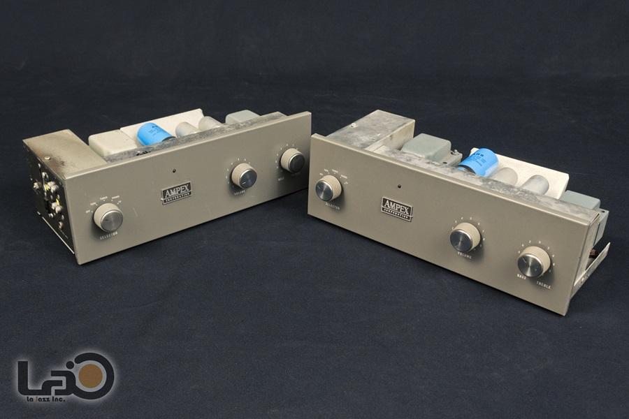 AMPEX MODEL 692 ◇ 真空管アンプ内臓スーツケース スピーカー ◇16