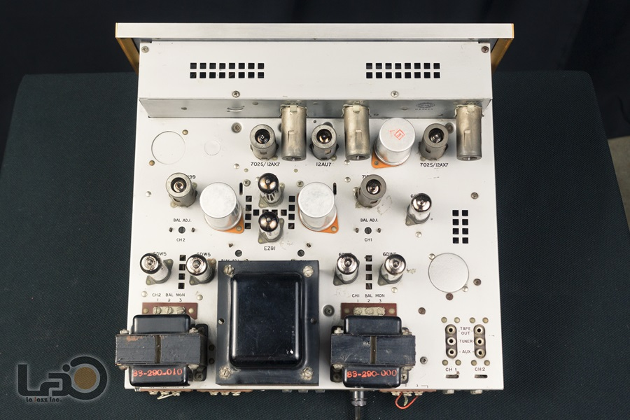 BOGEN DB230 Amplifier ◇ 真空管プリメイン・アンプ ◇11