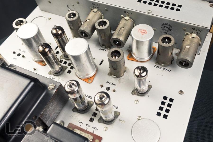 BOGEN DB230 Amplifier ◇ 真空管プリメイン・アンプ ◇13