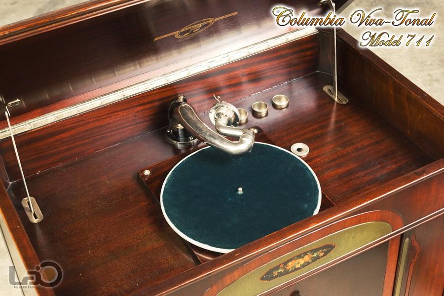 COLUMBIA Viva-Tonal Model 711 ◇ コロンビア SPレコード蓄音器 ◇