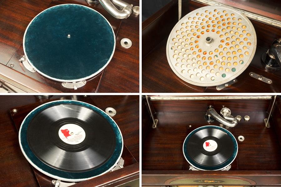 COLUMBIA Viva-Tonal Model 711 ◇ コロンビア SPレコード蓄音器 ◇20