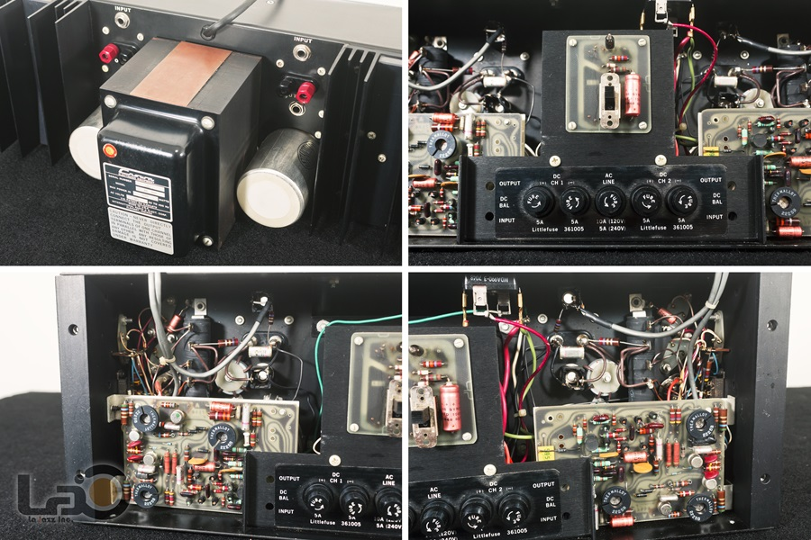 Crown DC300 Solid State Amplifier ◇ クラウン ステレオパワーアンプ  ◇14