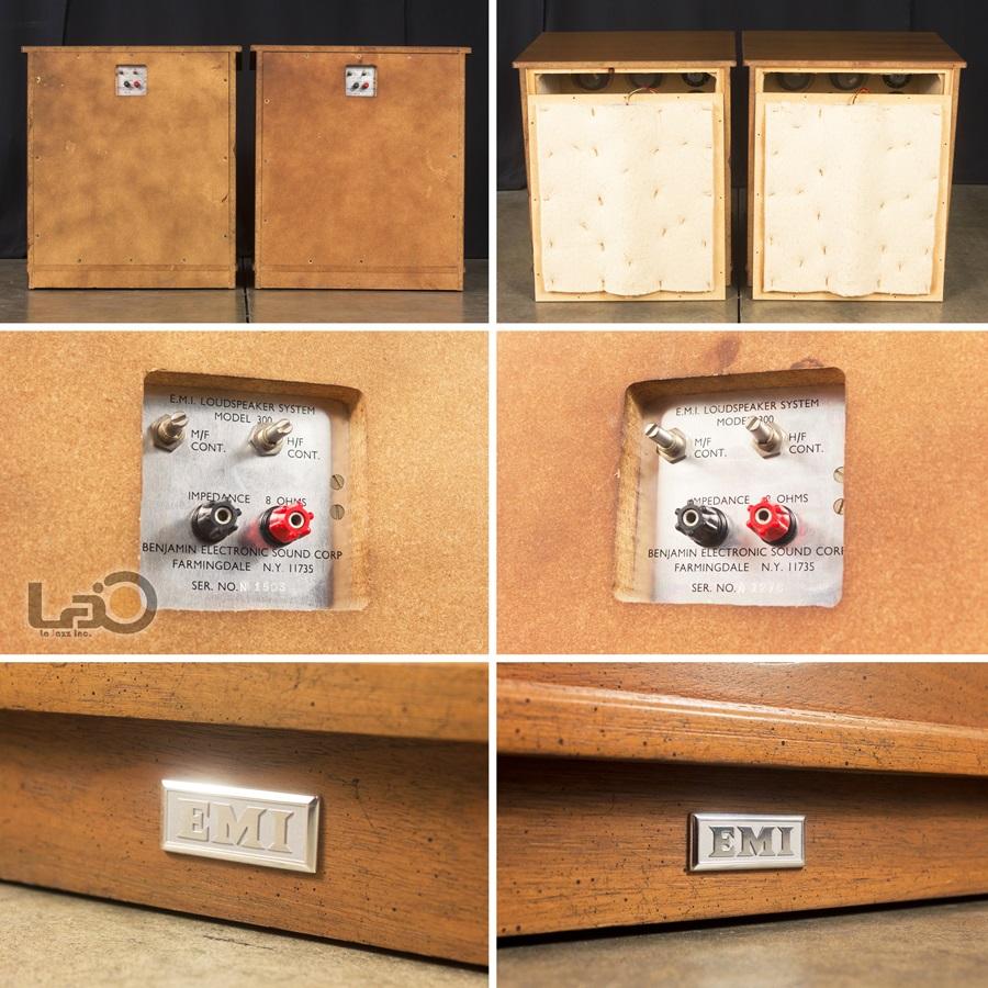 EMI Model 300 ◇ 英国EMI 3way 5speaker システム ◇9
