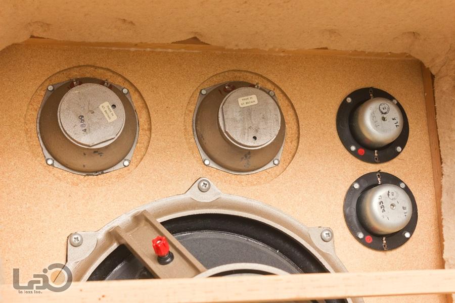 EMI Model 300 ◇ 英国EMI 3way 5speaker システム ◇11