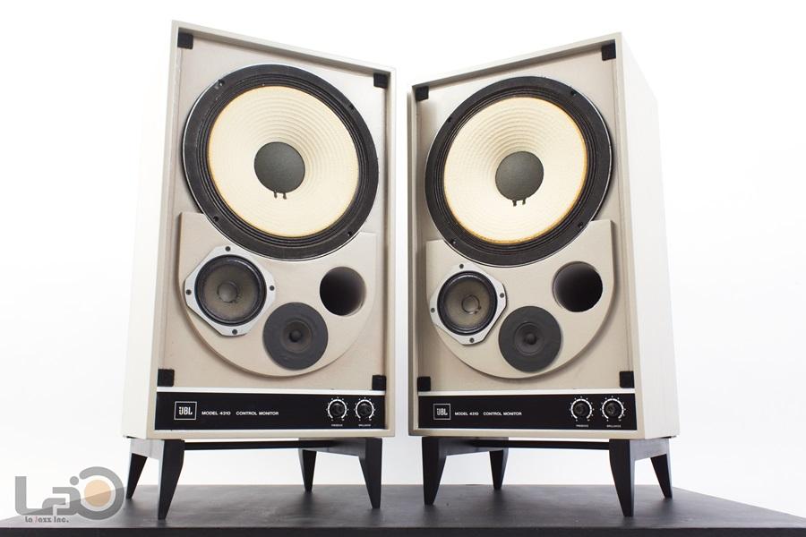 JBL MODEL 4310 Control Monitor Speaker ◇ オールアルニコ・モニタースピーカー ◇2