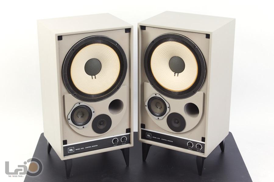 JBL MODEL 4310 Control Monitor Speaker ◇ オールアルニコ・モニタースピーカー ◇3