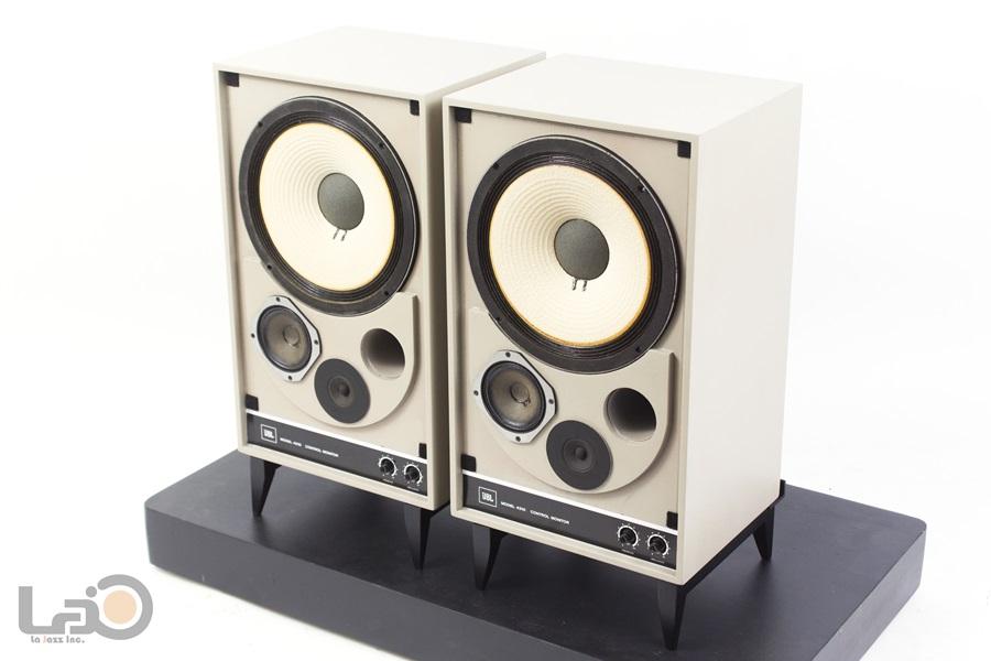 JBL MODEL 4310 Control Monitor Speaker ◇ オールアルニコ・モニタースピーカー ◇4