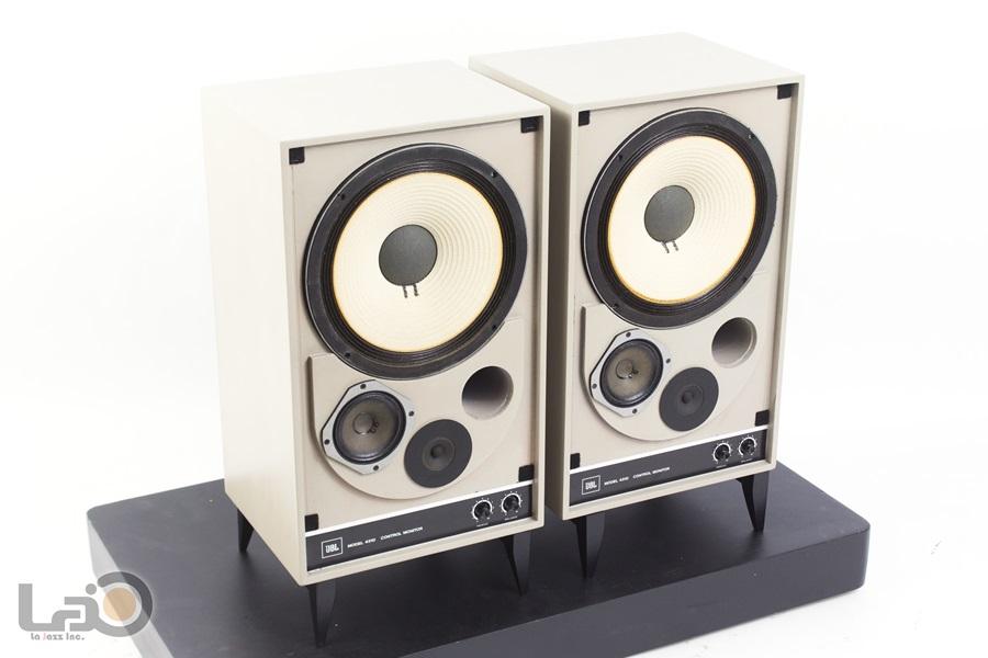 JBL MODEL 4310 Control Monitor Speaker ◇ オールアルニコ・モニタースピーカー ◇5