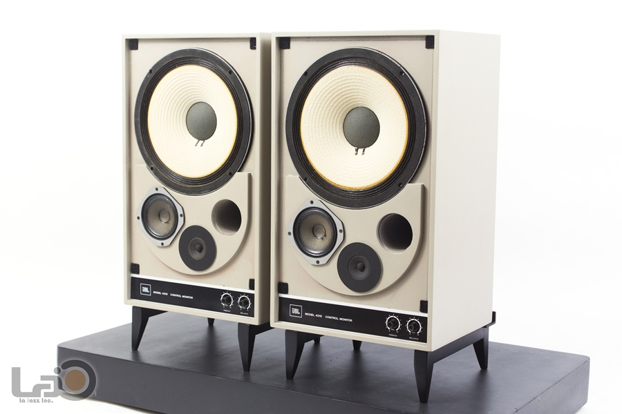 JBL MODEL 4310 Control Monitor Speaker ◇ オールアルニコ・モニタースピーカー ◇6