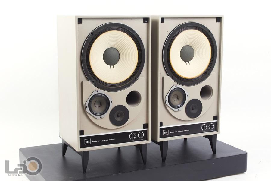 JBL MODEL 4310 Control Monitor Speaker ◇ オールアルニコ・モニタースピーカー ◇7