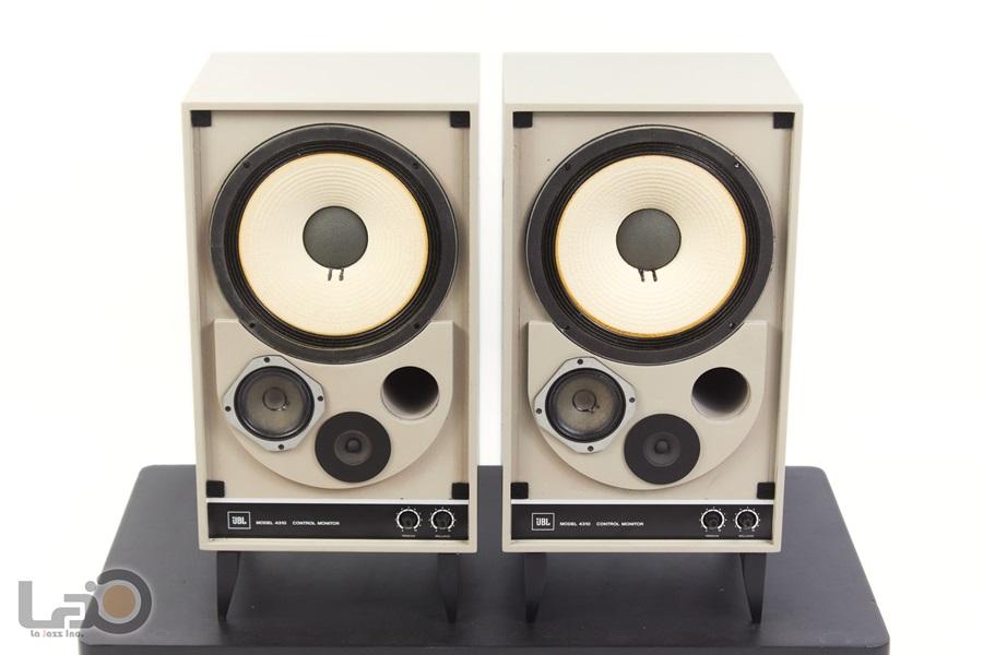 JBL MODEL 4310 Control Monitor Speaker ◇ オールアルニコ・モニタースピーカー ◇9