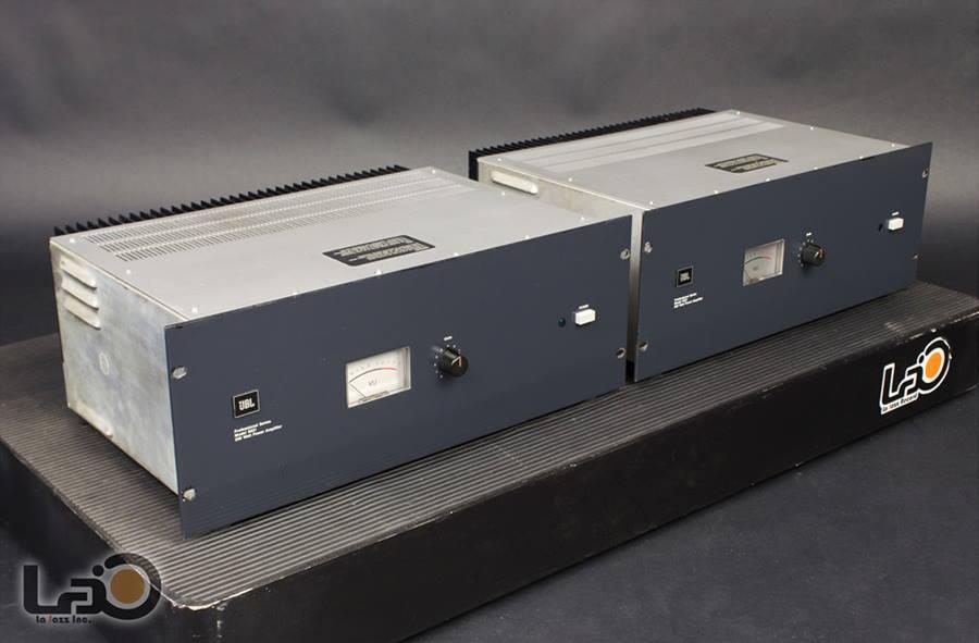 JBL MODEL 6021 ◇ パワーアンプ モノラルx2 ◇2