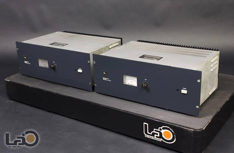 JBL MODEL 6021 ◇ パワーアンプ モノラルx2 ◇3