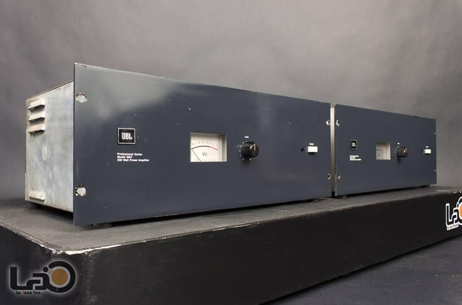 JBL MODEL 6021 ◇ パワーアンプ モノラルx2 ◇4