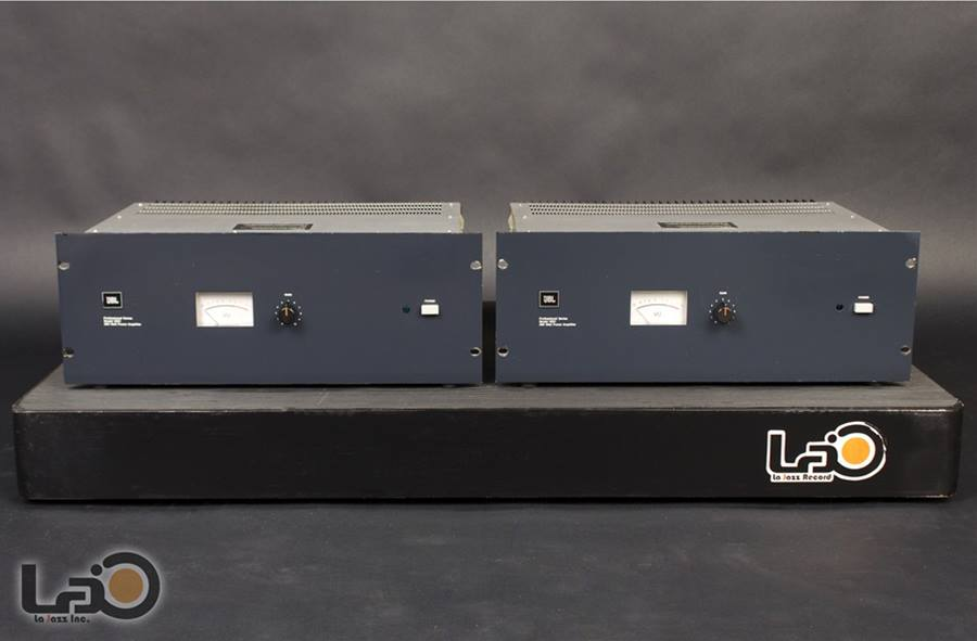 JBL MODEL 6021 ◇ パワーアンプ モノラルx2 ◇5