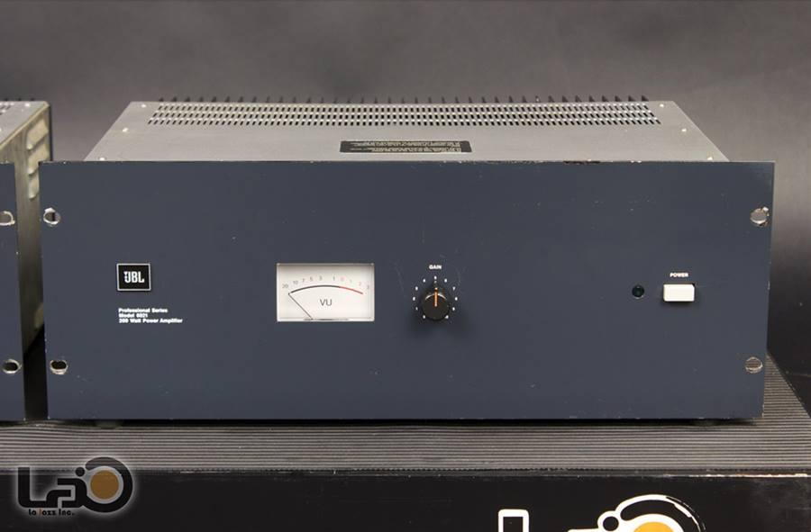 JBL MODEL 6021 ◇ パワーアンプ モノラルx2 ◇7