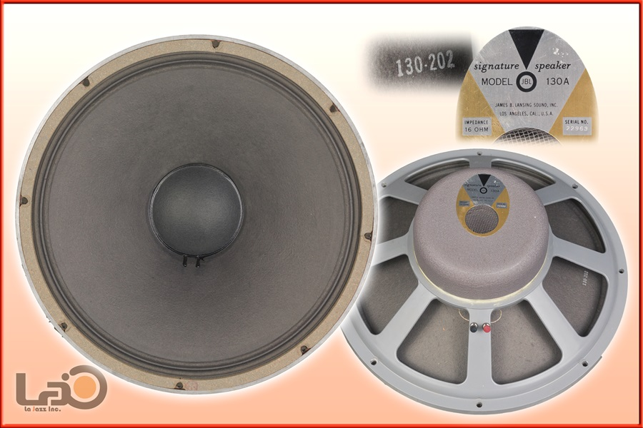 JBL C45 METREGON ◇ メトロゴン 205方式 (130A + 275 +N600) 16Ω 初期 ◇23