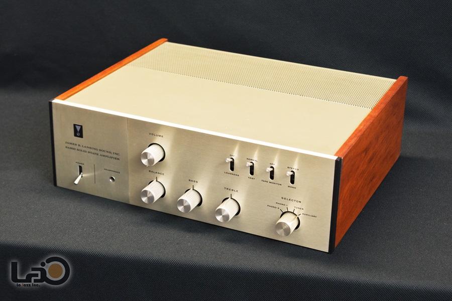 JBL SA600 Solid State Amplifier ◇ トランジスタ・プリメインアンプ ◇2