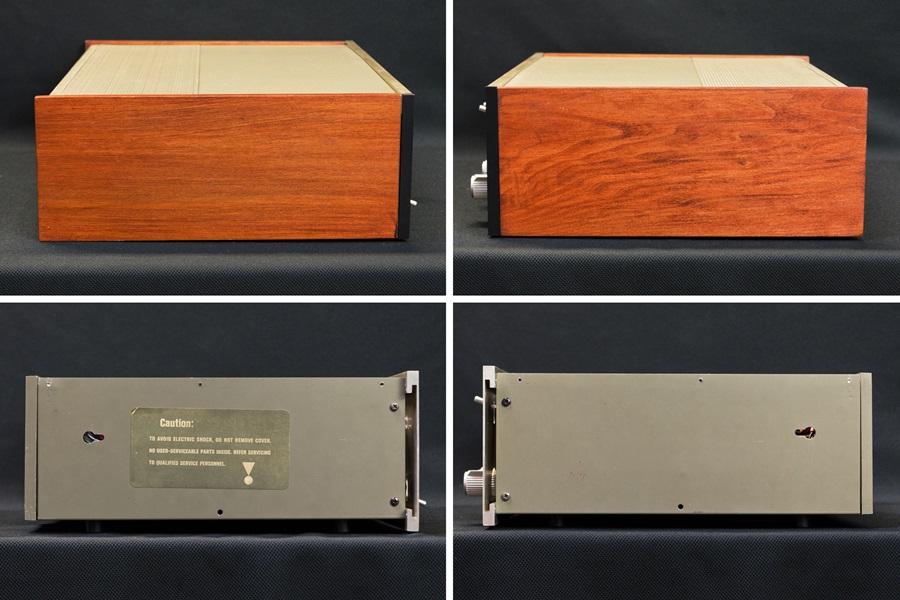 JBL SA600 Solid State Amplifier ◇ トランジスタ・プリメインアンプ ◇5